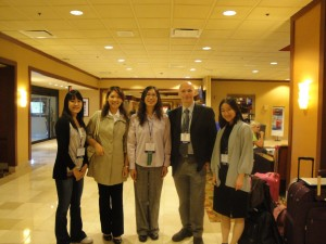 MPC- conference on mesoscale processes, Los Angeles, 2011